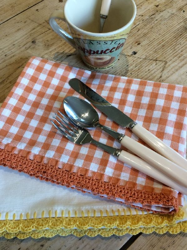 Crochet With Kate Pretty Crochet Edging July 18th And Crochet