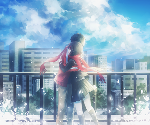 Image about anime in Mekaku City Actors by Julia_Celine