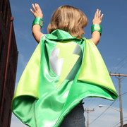 Take a look at the Little Hero Capes event on #zulily today!