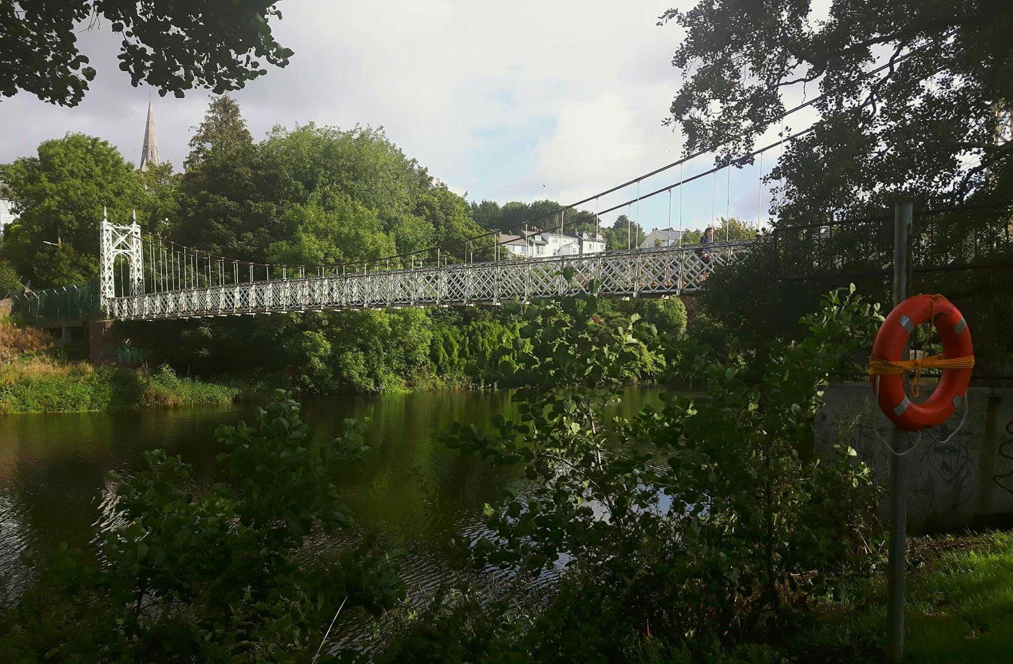 Daly's *Shakey* Bridge CorkCity LoveTheLee LoveCork