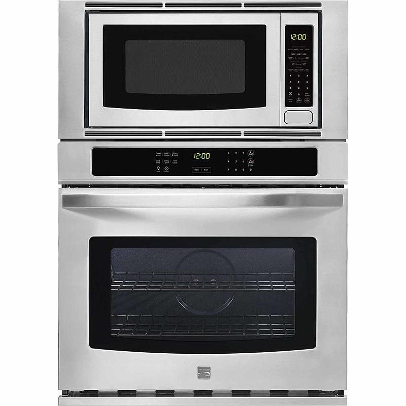 30 electric combination wall oven