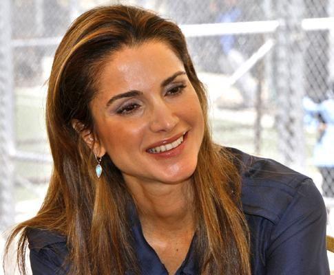 Rania de Jordânia celebra 40º aniversário