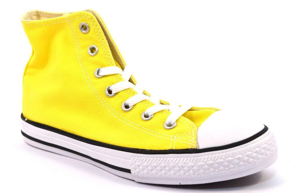 converse gialla