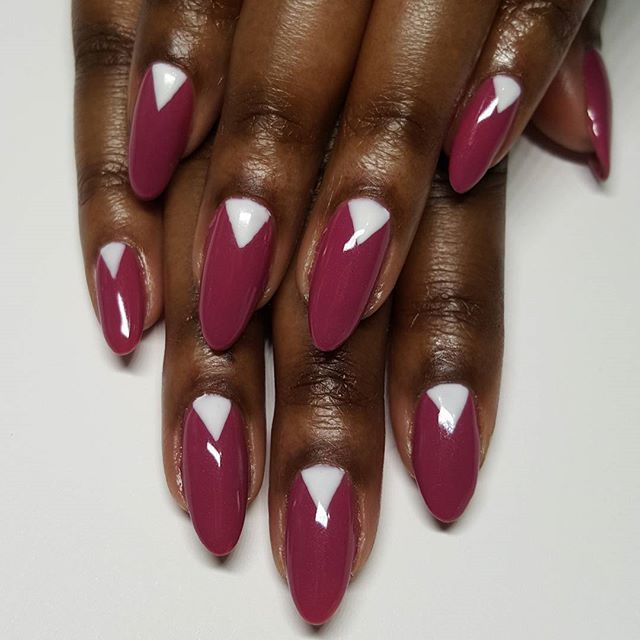 Minimalist nail design cute black girl mani madness pinterest minimalist nail design cute black girl prinsesfo Images