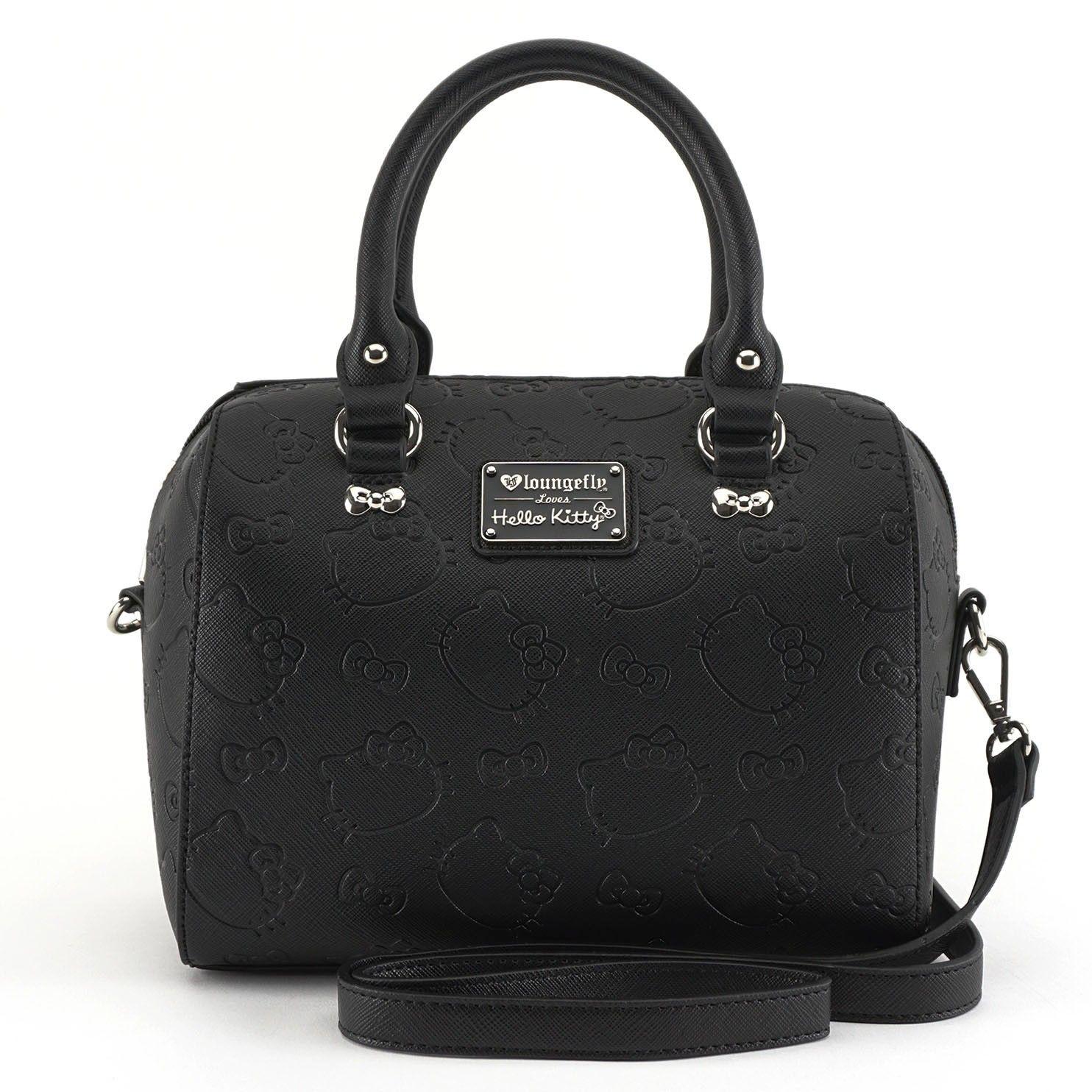 6f70086db0 Loungefly x Hello Kitty Head   Bows Duffle Bag - Crossbody bags - Bags