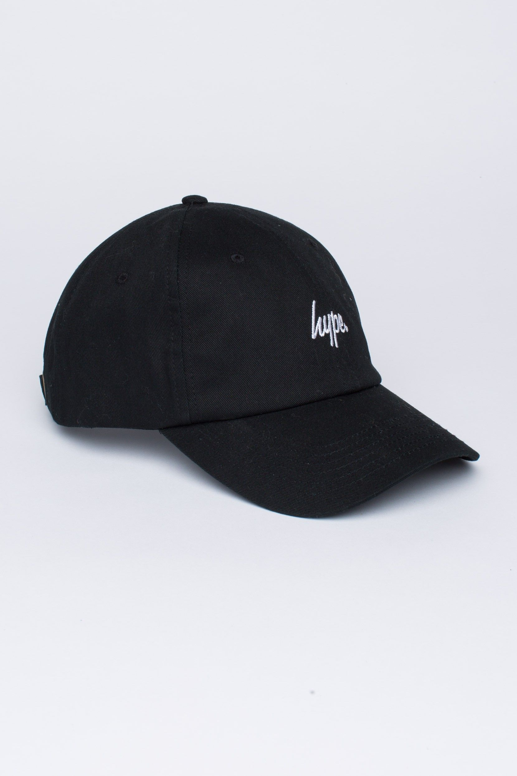 ec06a06c8 HYPE BLACK & WHITE DAD CAP | MENS FASHION | Hype clothing, Dad caps ...