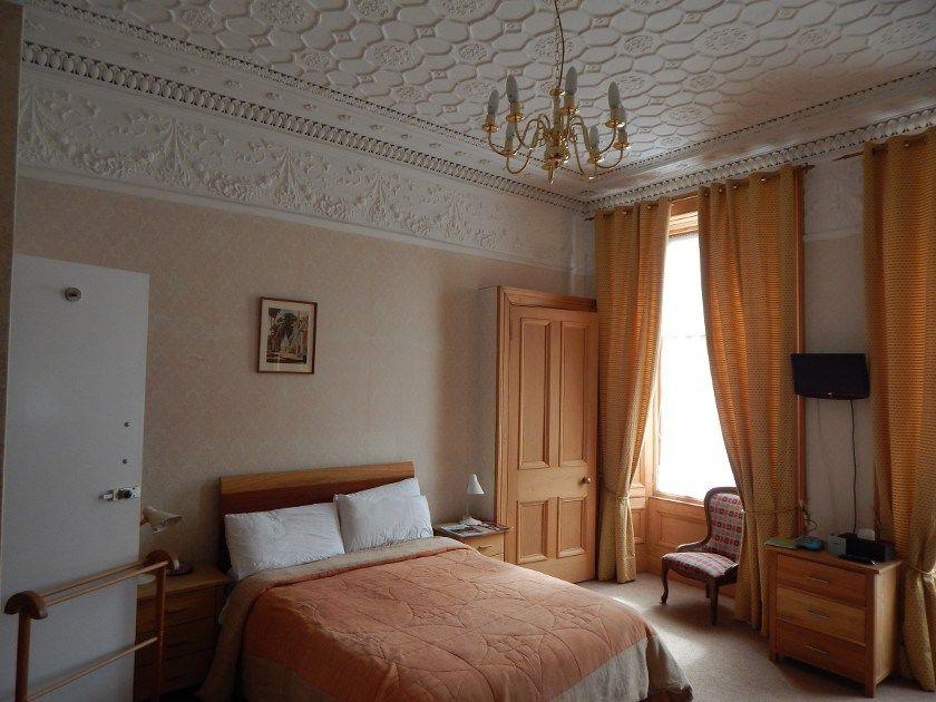 Übernachten in Edinburgh - das Mingalar Guest House