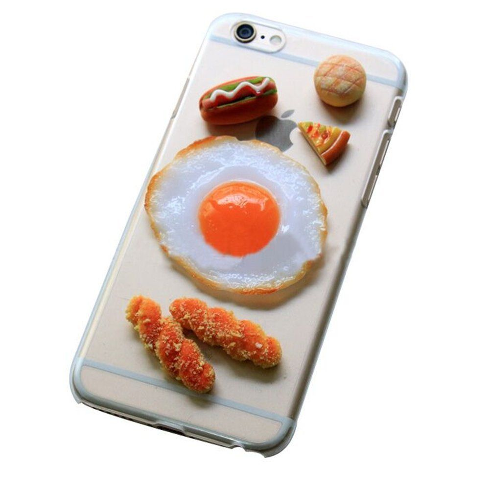 super popular 047f4 b19cd for all the food lovers this is 3d food iphone case | Awesome Cell ...