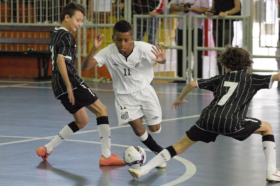 Image result for rodrygo futsal