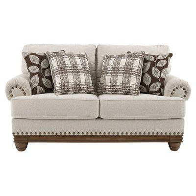 Darby Home Co Guttenberg Loveseat Love Seat Living Room