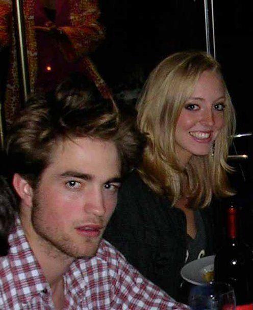 Rob and sister