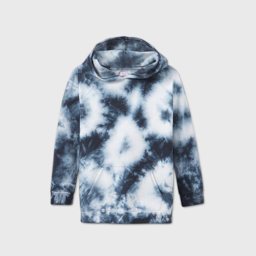 Girls Tie Dye Hoodie More Than Magic Charcoal Xl Grey Tie Dye Hoodie Girls Tie Girls Activewear [ 1000 x 1000 Pixel ]