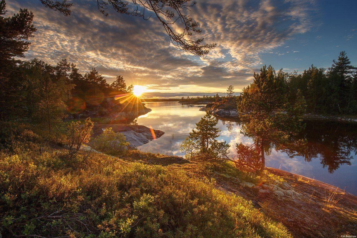 красивые фотографии пейзажей россии сми показали новые