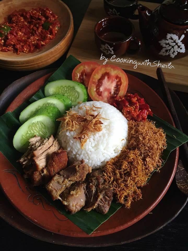 Nasi Krawu Gresik Resep Masakan Asia Masakan Indonesia Resep Masakan