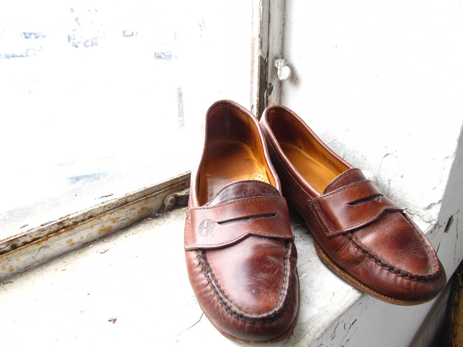 0c4313a5237f99 Timberland Vintage Loafers (1980 s)