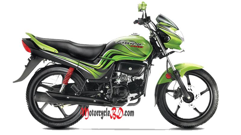 Hero Passion Pro Disc Motorcycle Price in Bangladesh