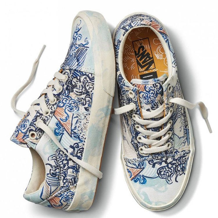 c188125d94 Vans Is Releasing a Van Gogh Fashion Line Inspired by the Iconic ...