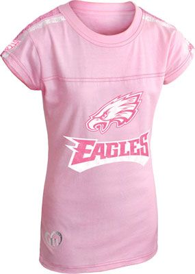 pink eagles jersey