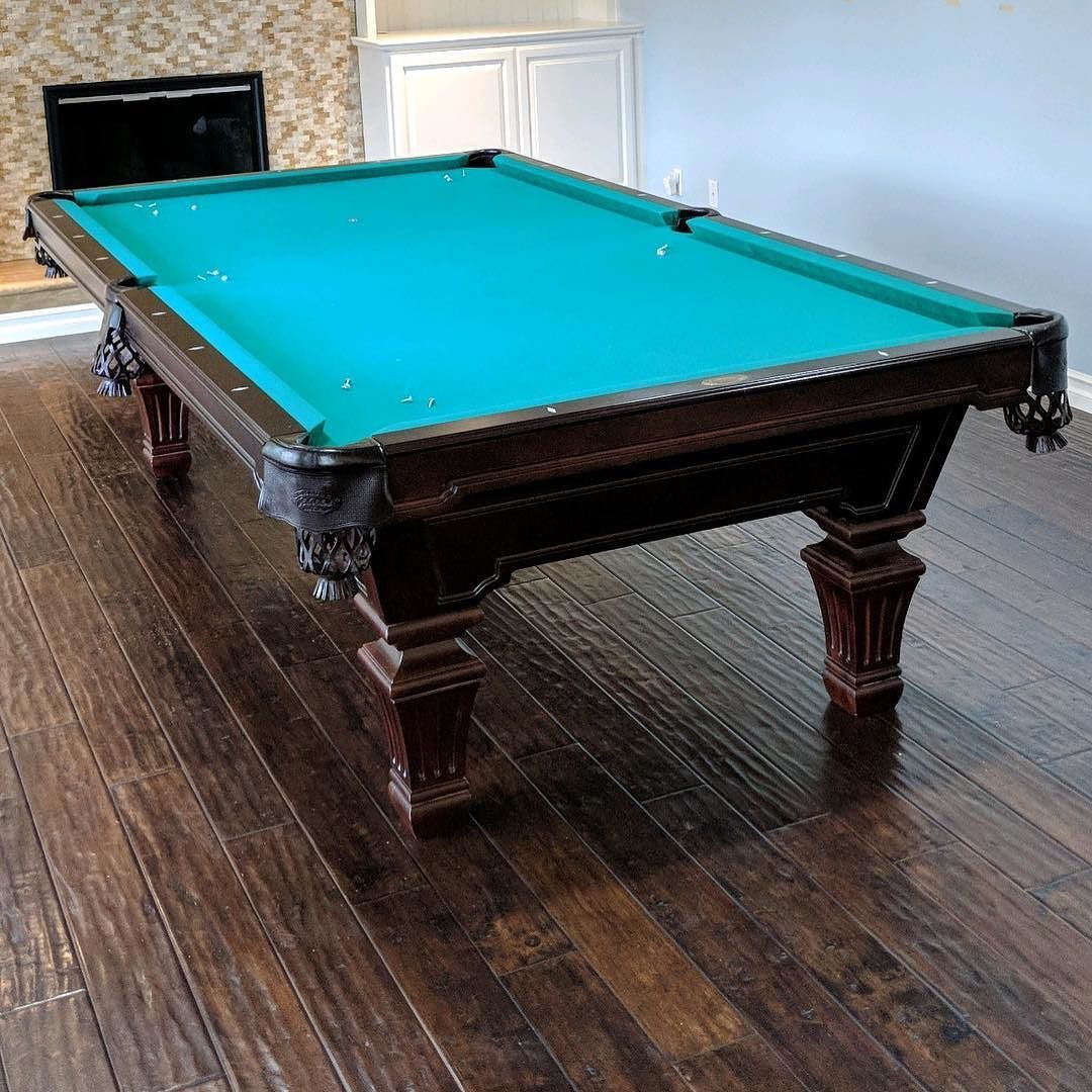 9 Foot Olhausen Pool Table In Huntington Beach Moving To Huntington Beach Pool Table Is About 10 To 12 Years Old We W Olhausen Pool Table Play Pool Billiards