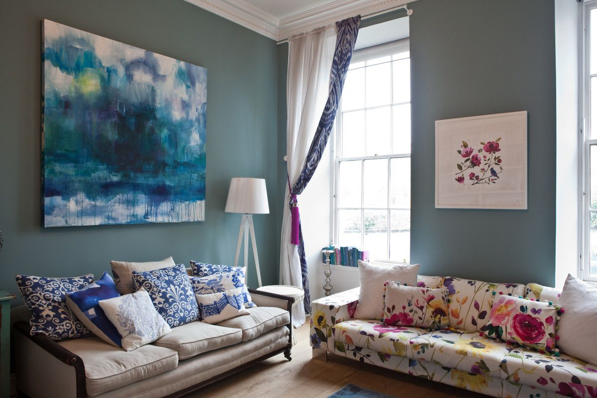 Oval Room Blue Farrow And Ball - http://www.kittencarcare ...