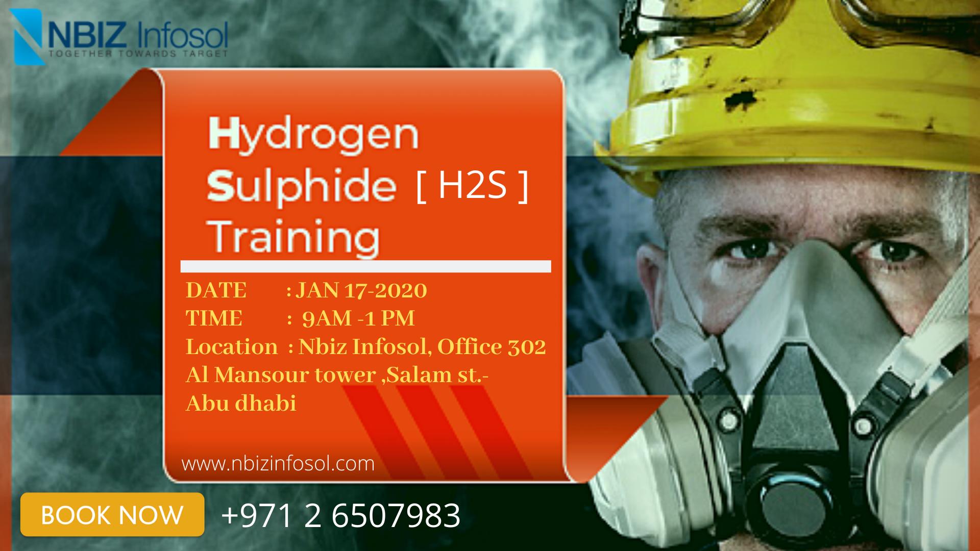 hydrogensulphidetraining H2S Healthandsafety