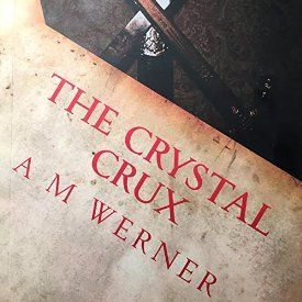 "Another must-listen from my #AudibleApp: ""The Crystal Crux: Betrayal, Book 1"" by Allen M. Werner, narrated by  5395 Media LLC."