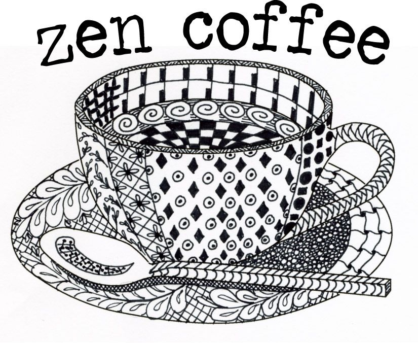 48+ Coffee shop coloring pages ideas in 2021