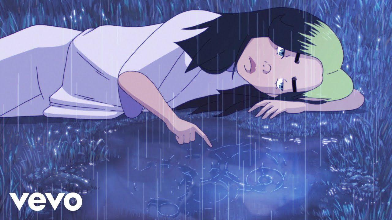 My Future Billie Eilish Animated Music Video In 2020 Billie Billie Eilish Animation