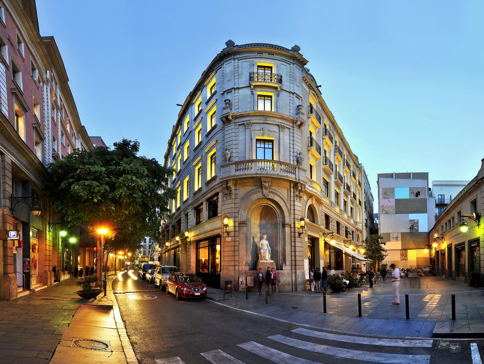 Hotel 1898 barcelona spa tours for Hotels tours