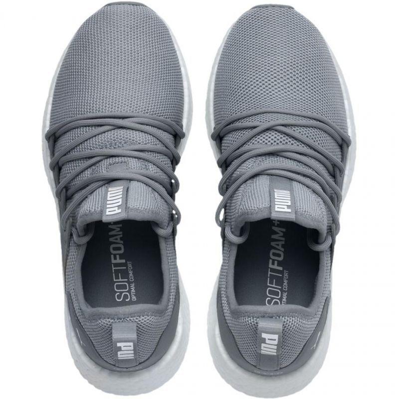 Buty Biegowe Puma Nrgy Neko W 191069 06 Szare Puma Shoes Sneakers