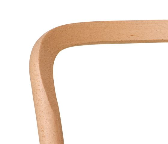 Beech Chair open by DUM | Visitors chairs / Side chairs