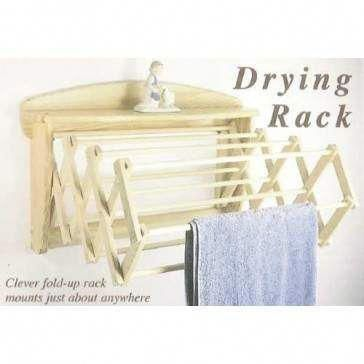 Photo of Drying Rack Downloadable Plan