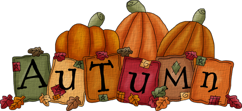 Image result for autumn clip art