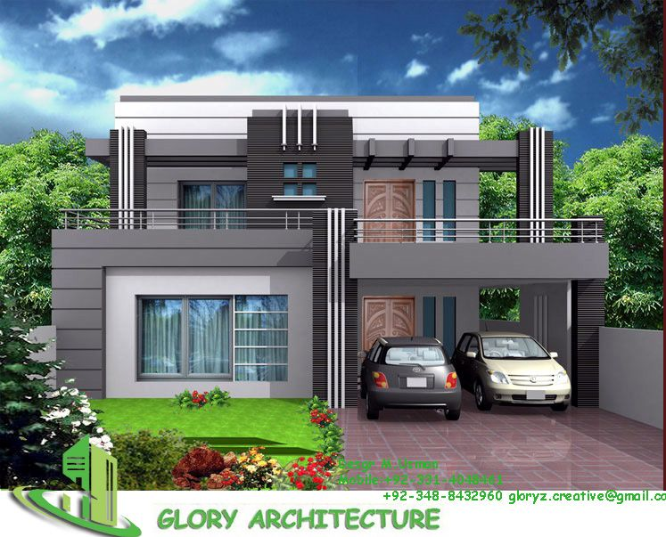 Front Elevation Designs In Islamabad : B islamabad house elevation houses pinterest