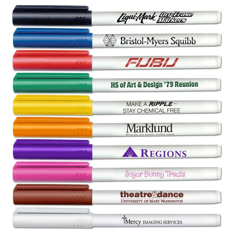 Liqui Mark Fine Point Dry Erase Marker Wet Erase Markers Dry Erase Markers Markers