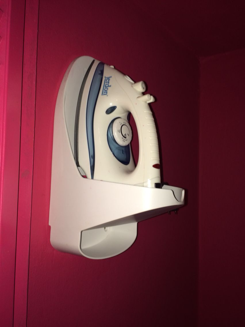 Porta Plancha Para Colgar En La Pared Home Appliances Deco Iron