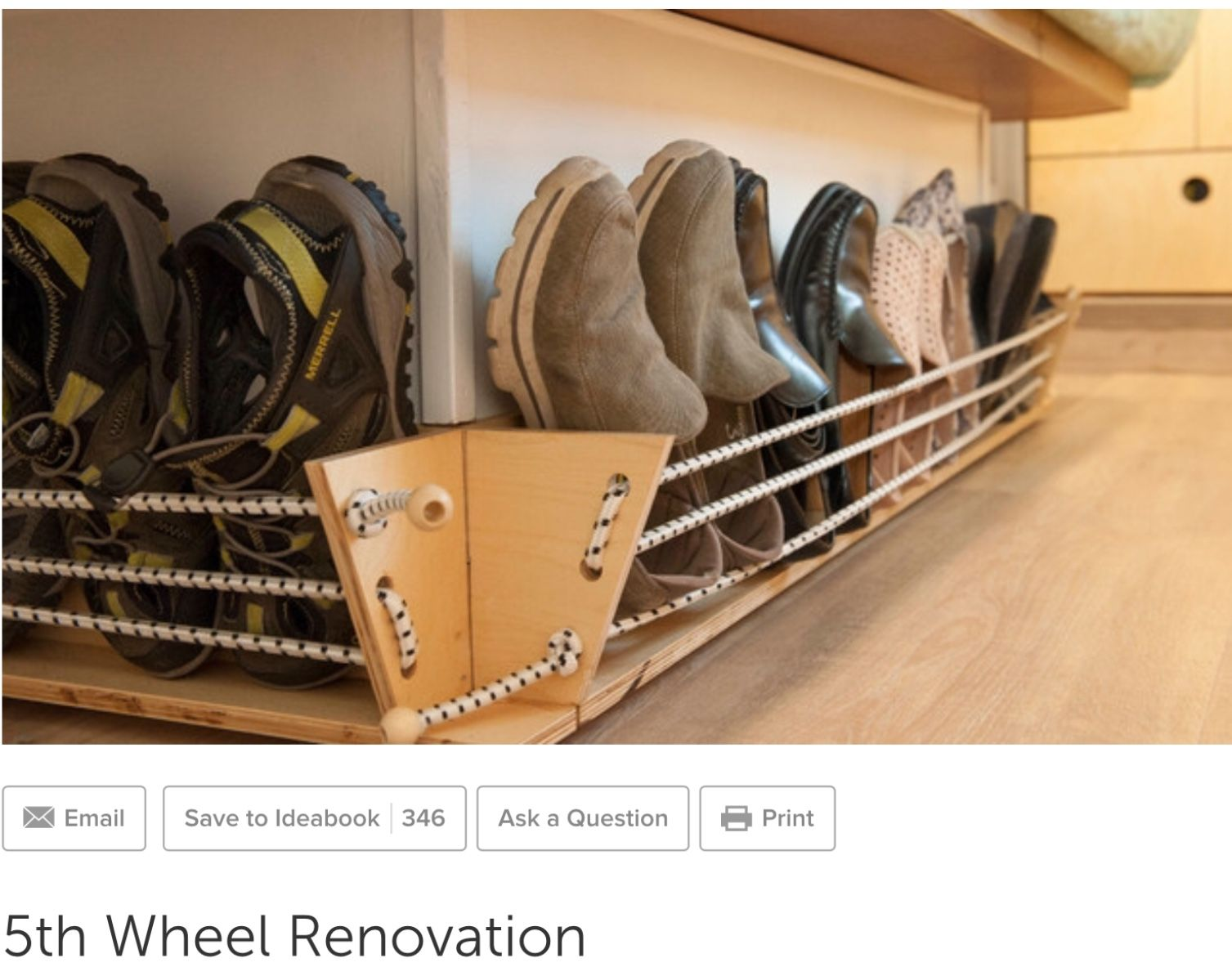 15 Brilliant Things You Can Do With Command Hooks Diy Shoe Rack Shoe Organizer Make A Shoe Rack