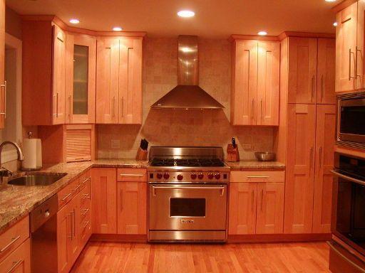 Shining Amish Kitchen Cabinets Color Ideas Unique ...