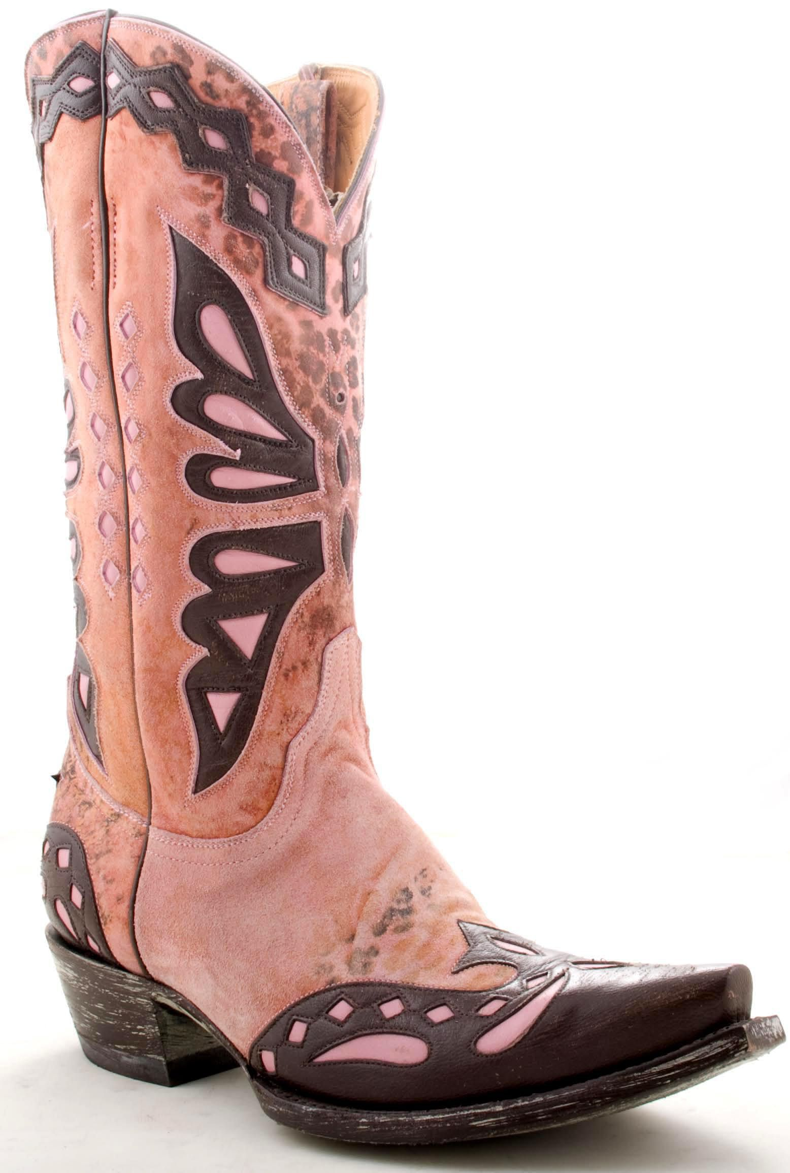 8ac652a7235 Everyone should have a pair of PINK Cowboy Boots :) | NSVL A&E FAV ...