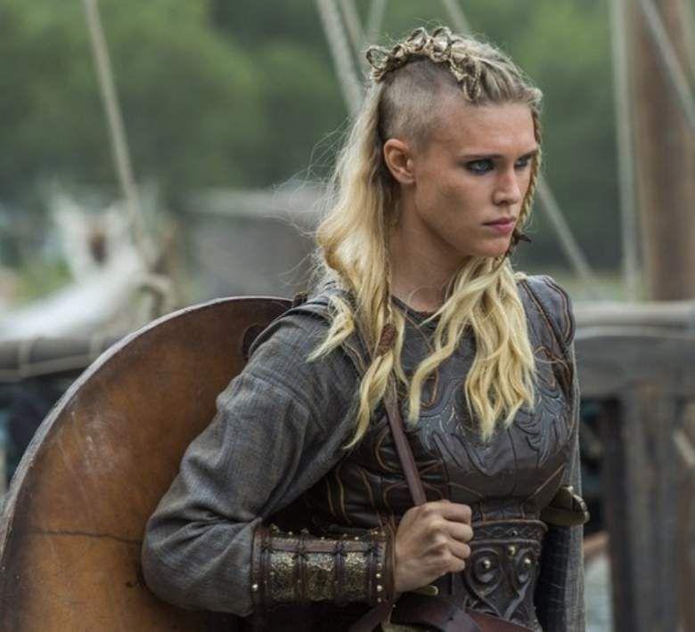 Cast - Porunn | ۞+*Hear Me Roar*+۞ in 2019 | Viking hair, Viking