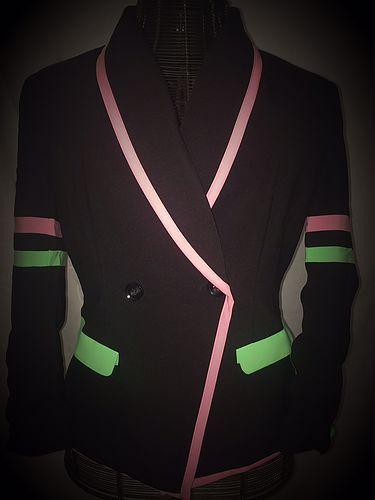 83278ce66ce6 Couture Sorority Apparel for Women of Alpha Kappa Alpha Sorority ...