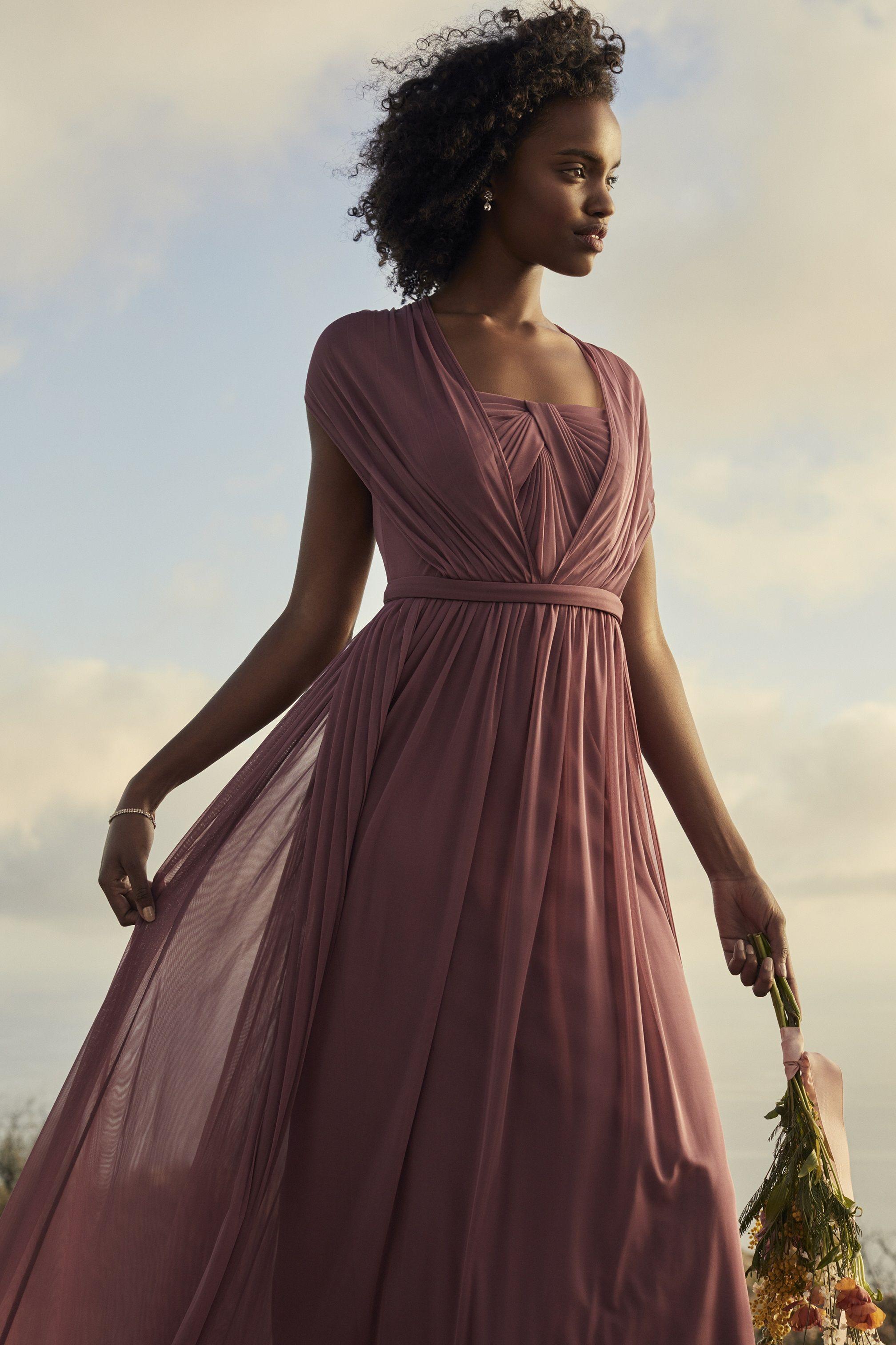 3bda5dbaf40 New Color Alert  Chianti - David s Bridal Blog