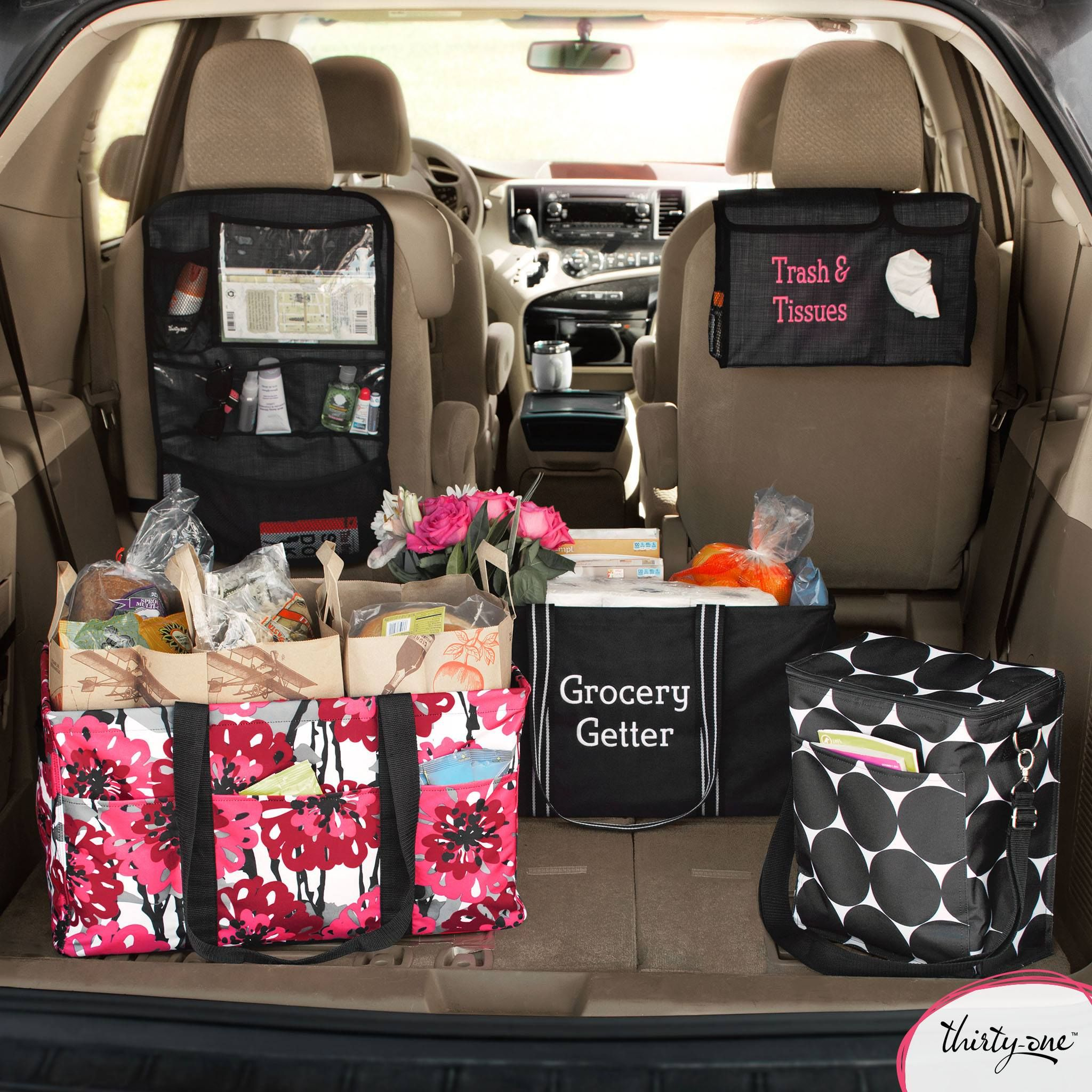 Thirty One Car Organization Giveaway