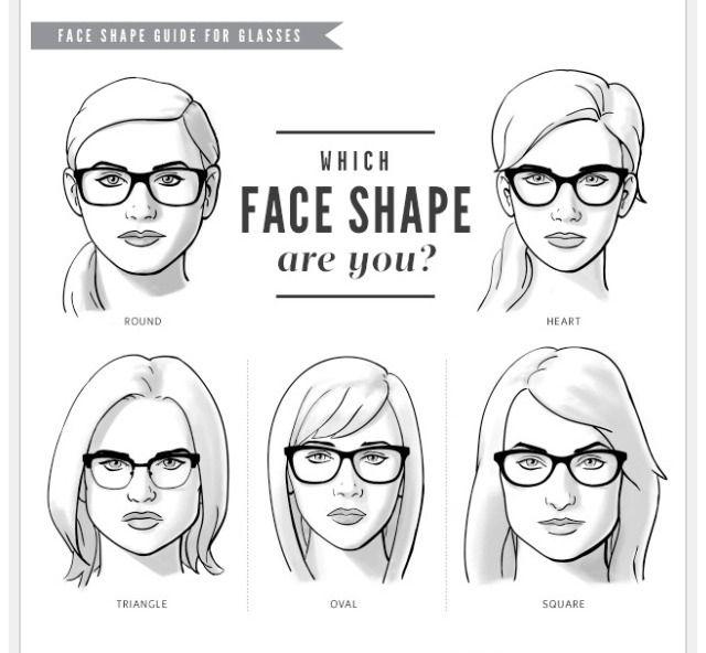 a4329ce9d74 Best Eyeglasses Frames to Fit Your Face Shape