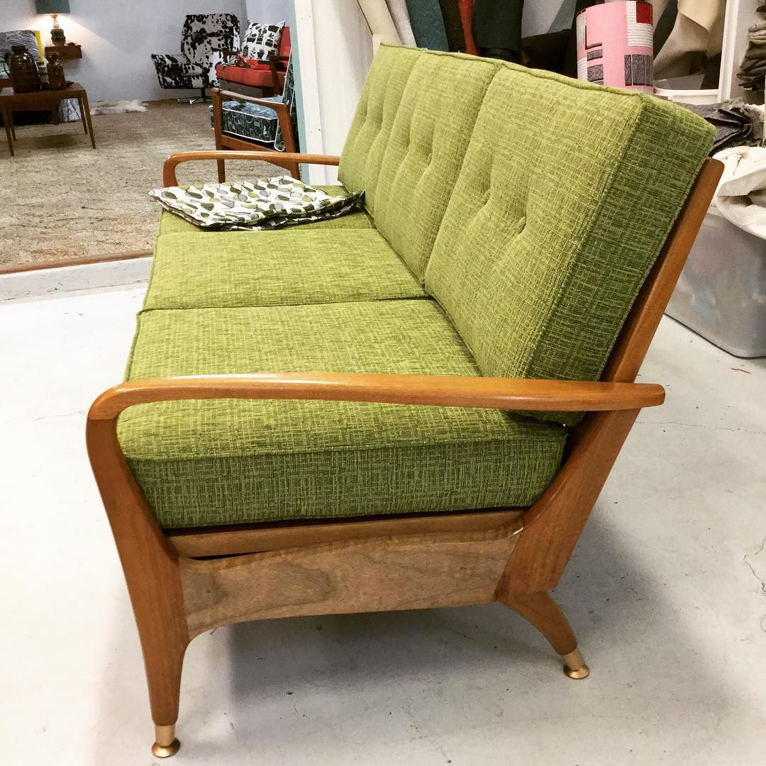 Don Rex Sofa Mid Century Furniture Mid Century