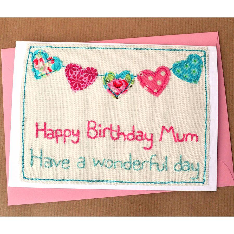 Handmade Birthday Card For Girls Happy birthday wishes