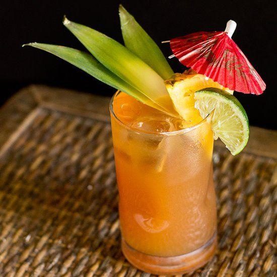The Bohemian Beach Bum A Complex Tiki Tipple That Starts With Rum