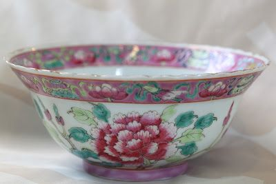 Enticz Colourful Straits Chinese Porcelains 1 Porcelain Chinese Bowls Chinese
