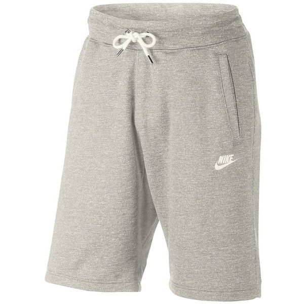Nike Men's Legacy Cotton Shorts ($65) ❤ liked on Polyvore ...