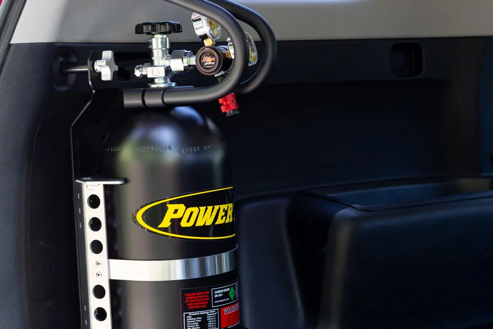 M.O.R.E. Air Tank Mount Install & Overview on the 5th Gen